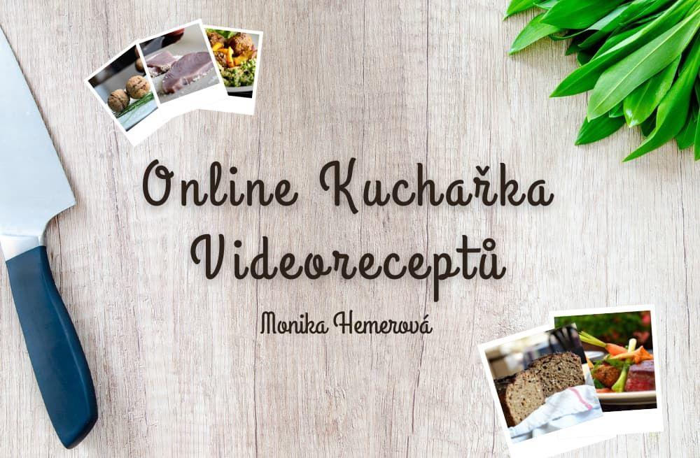 Monika Hemerová: Restart Jídlem - Online Video Kuchařka